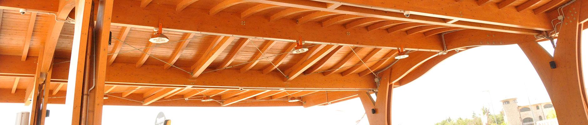 ARANOVA - Strutture in legno