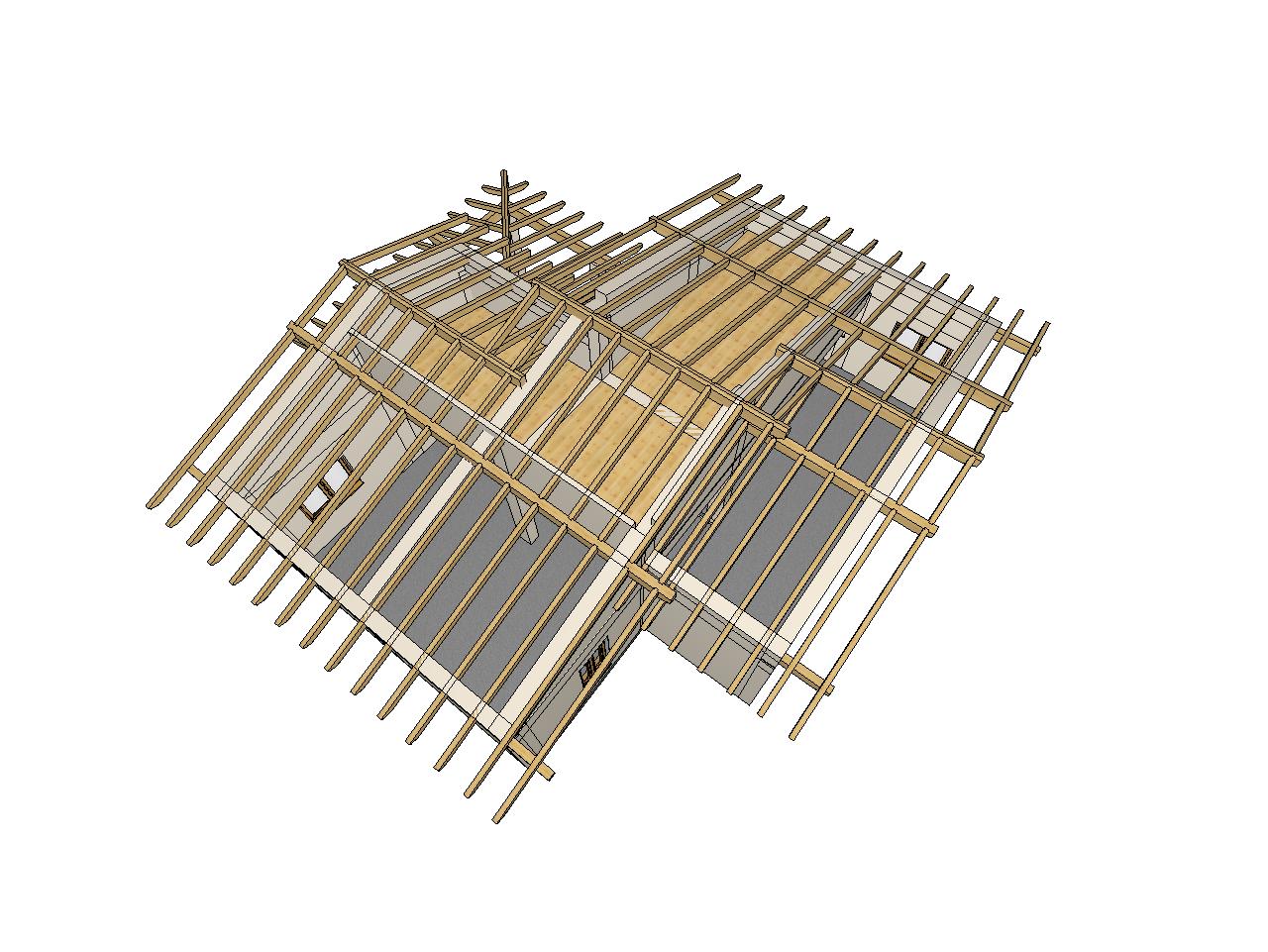 Progetto Capriata In Legno strutture in legno